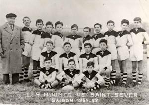 MINIMES 1951 52